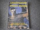 RAR CREEPSHOW VIDEO GUIDE Buch Stefan Novak ASTRO/X-RATED