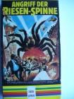 Angriff der Riesen Spinne ... Steve Brodie  ... Pappschuber!