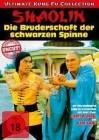 3x Shaolin - Die Bruderschaft der schwarzen Spinne DVD