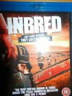 INBRED Blu Ray uncut Import UK Anchor Bay wie NEU