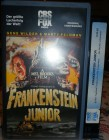 VHS Frankenstein Junior