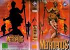 DER UNTERGANG VON METROPOLIS - UfA gr.Hartbox VHS