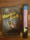 Murder Rock (VPS Video) Lucio Fulci