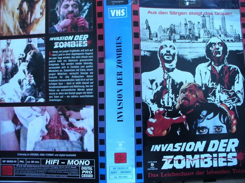 Invasion der Zombies ...       FSK 18