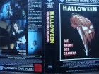 Halloween - Die Nacht des Grauens ... Horror - VHS !!