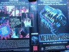 Metamorphosis ...   Horror - VHS !!  ...       FSK 18