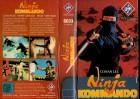 NINJA KOMMANDO - Conan Lee - UfA gr.HB VHS