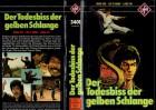 DER TODESBISS DER GELBEN SCHLANGE -Lee Ei Ming-UfA gr.HB VHS