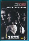 Million Dollar Baby DVD Clint Eastwood, Hilary Swank NEUWERT