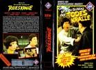 DOPPEL CASSETTE - Drei wild w.d Teufel + - PACIFIC gr.HB VHS