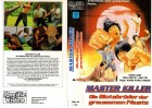 MASTER KILLER - Lee I Ming ,Casanova W- Pacific gr.Cover VHS