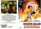 MASTER KILLER - Lee I Ming ,Casanova W- Pacific gr.Cover VHS