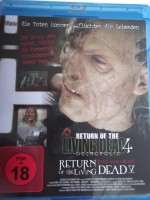 Return of the Living Dead 4 & 5 - Necropolis, Zombies