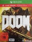 [XboxOne] Doom UAC Pack - Uncut - Neuwertig
