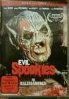 Spookies Die Killermonster DVD Uncut Kultfilm (Q)