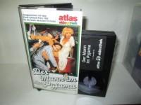 Betamax - Der Mann im Pyjama - Otto Sander - Atlas GLASBOX