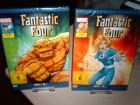 DVD    Fantastic Four - Staffel 1 + 2 --Die komplette Serie