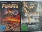 Katastrophenfilm Sammlung - Apocalypse Pompeii + Jet Stream