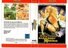 DIE SÜNDEN DER GANZ JUNGEN MÄDCHEN - JAGUAR gr.Cover VHS