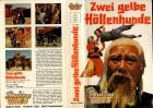 ZWEI GELBE HÖLLENHUNDE - Wang Tao - Skyline gr.Hartbox VHS