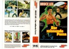 BRUCE LEE - DER REISSENDE PUMA - PRONT-VIDEO gr.Cover VHS