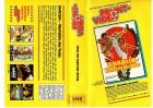 SHAOLIN WARTELISTE DES TODES -PRONT Fensterbild gr.Cover VHS