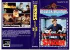 DIE TODESKARAWANEN DER SHAOLIN -Wang Yu-KESSLER gr.Cover VHS