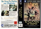 DER KUNG FU-FIGHTER VON CHINATOWN-A.Fu Sheng-WB gr.Cover VHS