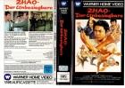 ZHAO-Der Unbesiegbare - Lo Lieh - WB gr.Cover VHS