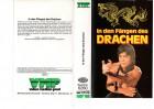 IN DEN FÄNGEN DES DRACHEN - VMP kl.Cover VHS
