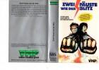 ZWEI FÄUSTE WIE DER BLITZ -JENKO- VMP kl.Cover Silber VHS