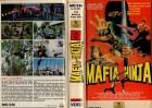 MAFIA CONTRA NINJA - gr.Cover MONDIAL Hartbox VHS