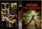 NINJA BATTALION - Alexander Lou - gr.Cover MH Hartbox VHS