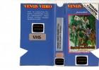 DIE FALLE DES GELBEN DRACHEN - VENUS Pappe VHS