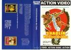 SAHAOLIN WARTELISTE DES TODES - ACTION gr.Cover VHS