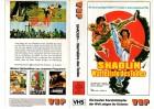 SHAOLIN WARTELISTE DES TODES - John Liu - VEP gr.Cover VHS