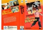 DIE ZWILLINGSBRÜDER VON BRUCE LEE - CANNON gr.Cover VHS