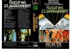 FLUCHT INS 23. JAHRHUNDERT-KLASSiKER- MGM gr.Cover VHS