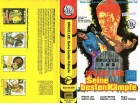 BRUCE LEE Seine besten Kämpfe - VTD gr.Cover VHS