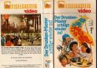 DER DRUNKENMASTER SCHLÄGT WIEDER ZU - GEISEL gr.Hartbox VHS
