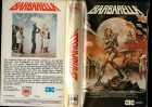 BARBARELLA - CIC TAURUS gr.Cover Verschweisster Cover VHS