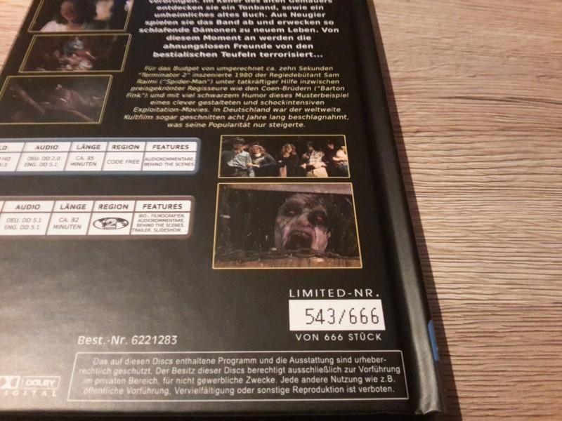 Tanz der Teufel - Evil Dead - Mediabook