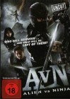 AvN - Alien vs. Ninja [DVD] Neuware in Folie