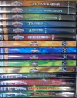 15 Power Rangers DVDs im Set  (X)