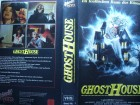 Ghost House ...  Horror - VHS !!!  ...   FSK 18
