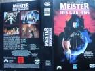 Meister des Grauens ...  Horror - VHS !!!  ...    FSK 18