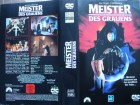 Meister des Grauens ...    Horror - VHS !!!