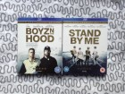 Boyz n the Hood+Stand By My - Blu ray - UK Import Mit Dt.Ton