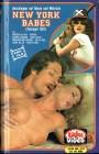 (VHS) New York Babes - Vanessa del Rio, John Leslie - Tabu
