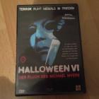 HALLOWEEN 6  - DER FLUCH DES MICHAEL MYERS DVD uncut